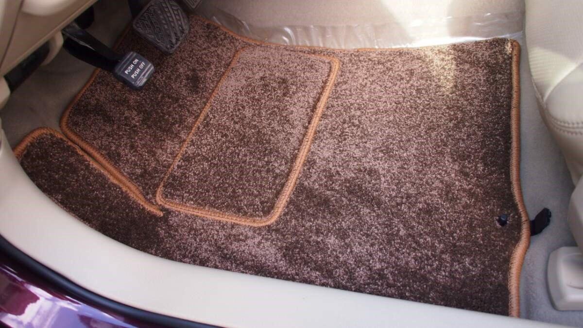 Автомобильные коврики сшить на заказ 54