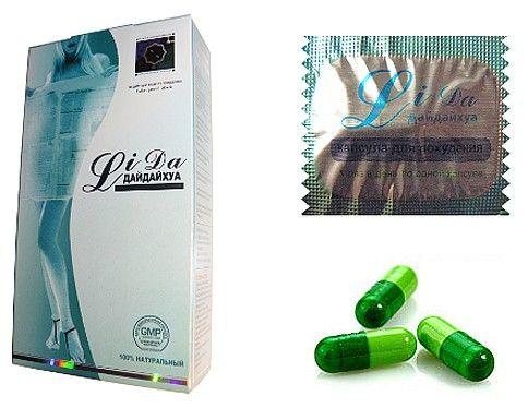 Таблетки для похудения Лида: отзывы, цена в аптеке