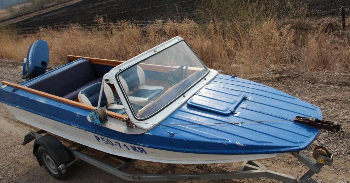 Разновидности лодок казанка фото