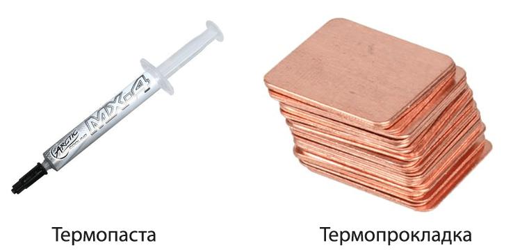 лучшая термопаста для процессора