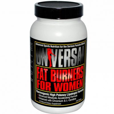 Fat Burners for Women Universal Nutrition