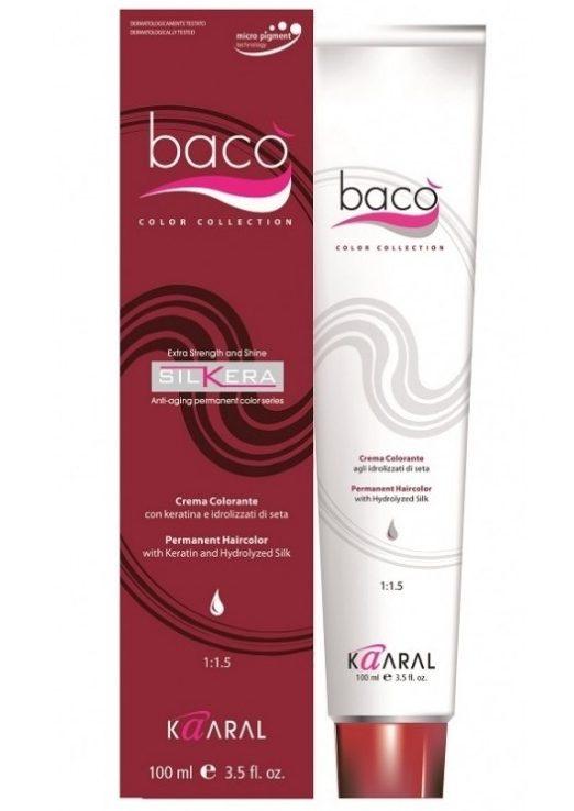 Kaaral Silk Hydrolyzed Hair Color Cream
