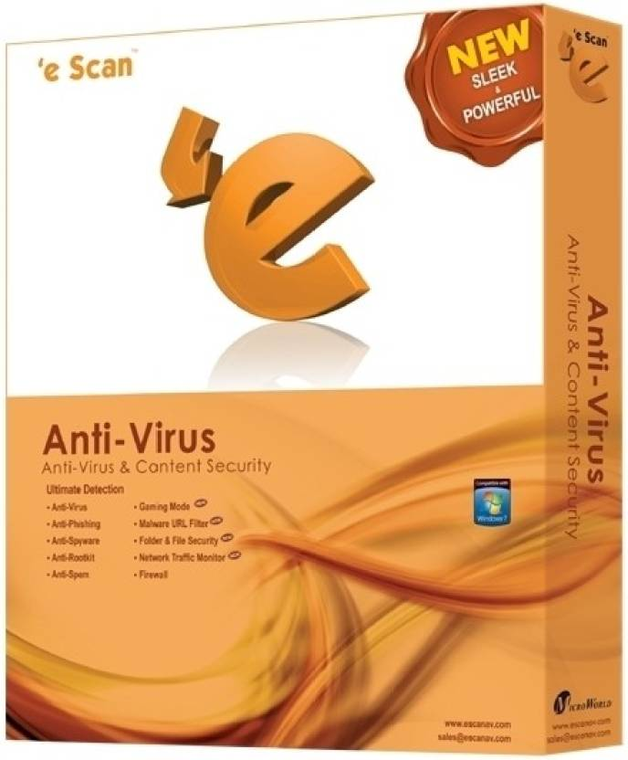 eScan Anti-Virus
