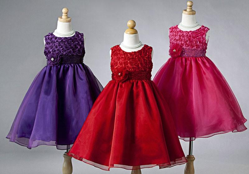 маленьким модницам