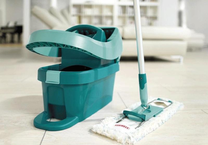 Как выбрать подходящую швабру для мытья пола