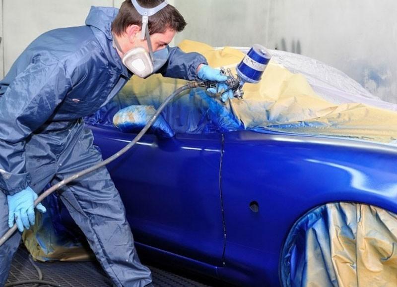 Какой краской покрасить автомобиль: выбор лучшей краски для машины