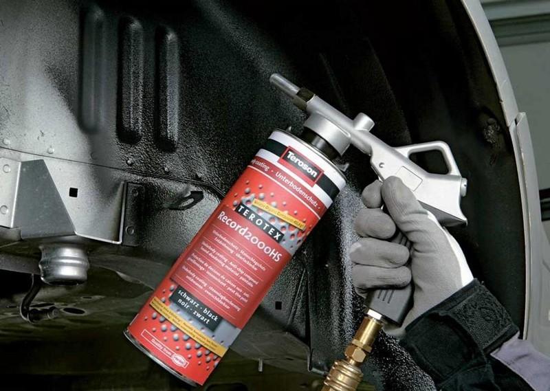 Лучшие антикоррозищнные средства для защиты кузовов автомобилей