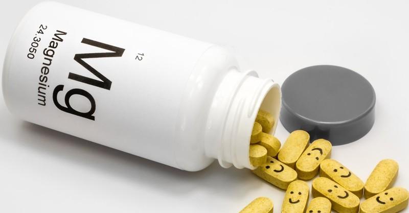 Какие таблетки содержат магний