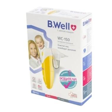 B.Well WC-150