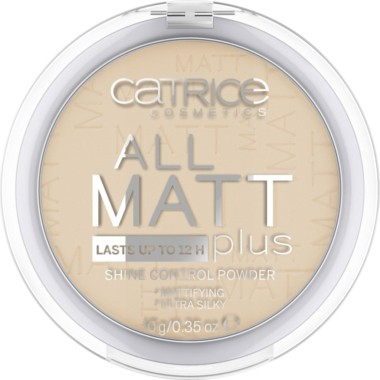 CATRICE All Matt Plus Shine Control Powder