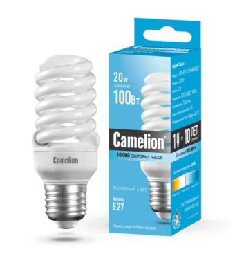 Camelion 10523, E27, T2, 20Вт