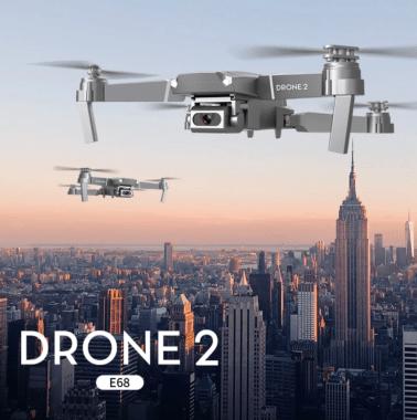 2020 NEW E68 Drone