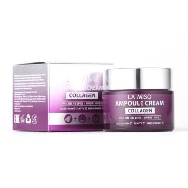 La Miso Ampoule Cream Collagen