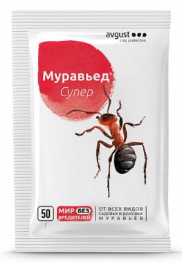 avgust Муравьед Супер