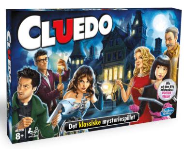 Hasbro Игры Клуэдо 38712