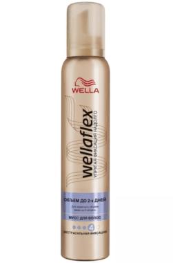 Wella Wellaflex Упругая фиксация