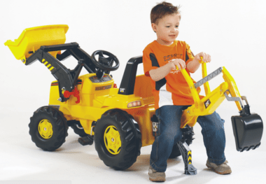 Rolly Toys Junior CAT (813001)