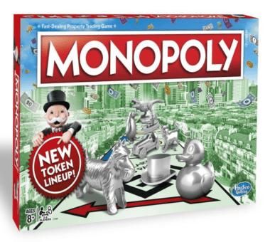 Monopoly Классическая Обновленная C1009