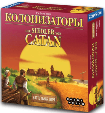 HOBBY WORLD Catan