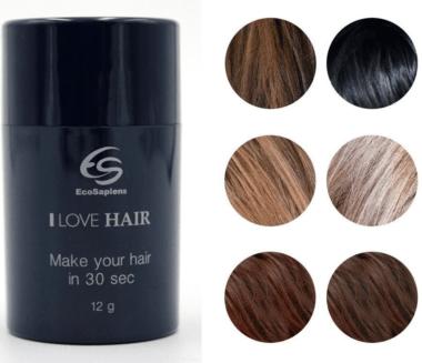 EcoSapiens I Love Hair