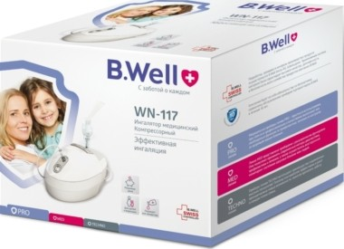 B.Well PRO-117