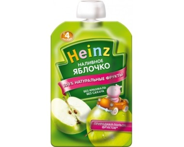 Heinz Наливное яблочко