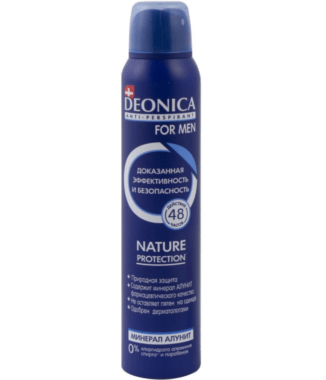 Deonica for men Nature Protection