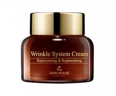 The Skin House Wrinkle System Wrinkle Collagen Cream