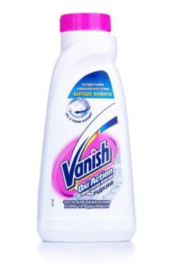 VANISH Oxi Action Кристальная белизна