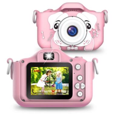 Childrens Digital Camera Good Dog