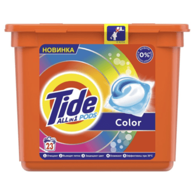 TIDE 3 in 1 Pods Color