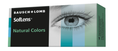 Bausch & Lomb SofLens Natural Colors New