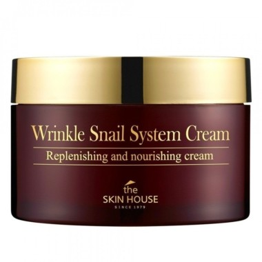 The Skin House Wrinkle Snail System