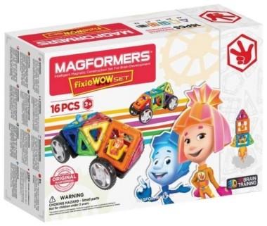 Magformers Wow 770001 Фиксики