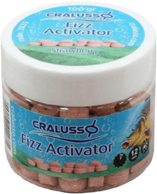 Cralusso Fizz Activator Strawberry