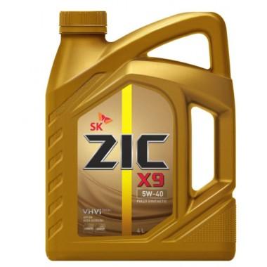 ZIC X9 5W-40