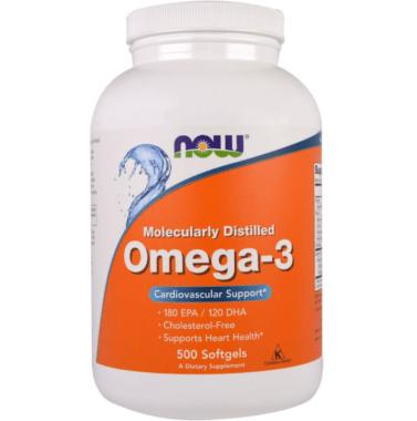 NOW Омега-3