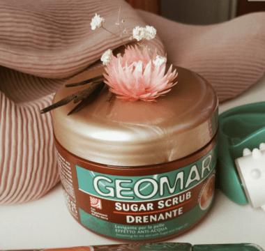Подробный обзор скраба для тела Geomar Sugar Scrub Drenante