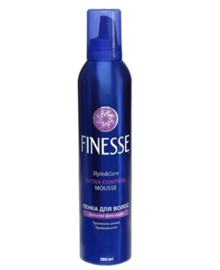 Finesse Extra Control
