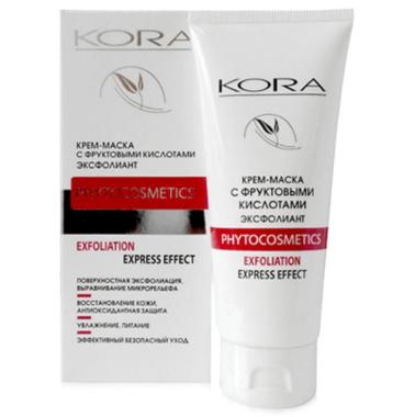 Kora Phytocosmetics Exfoliation Express Effect
