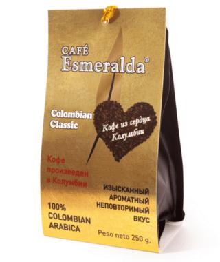 Обзор кофе Cafe Esmeralda Colombian Classic Espresso: вкус, цена, состав