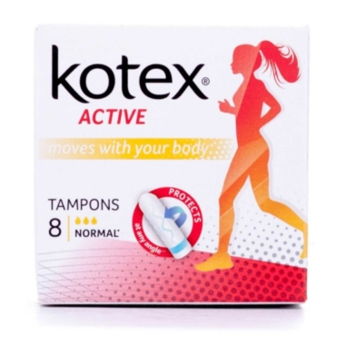 Kotex Active Normal