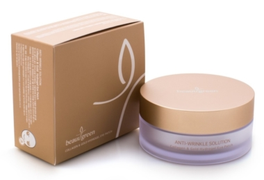 Beauugreen Anti-Wrinkle Solution Collagen & Gold Hydrogel Eye Patch