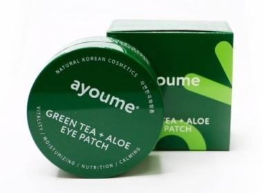 Ayoume Green Tea+Aloe Eye Patch