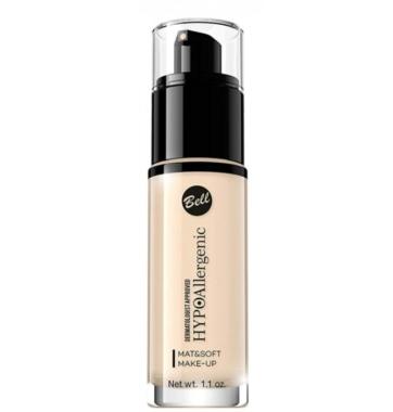 Bell HypoAllergenic Mat&Soft Make-Up