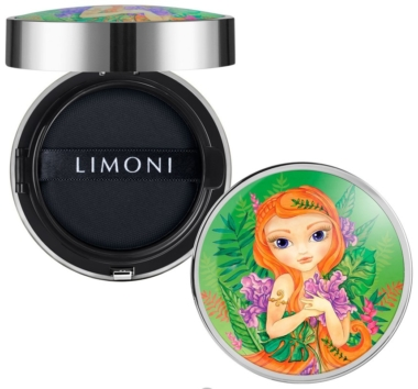 Limoni All Stay Cover Cushion SPF 35
