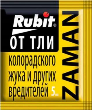 Rubit Заман