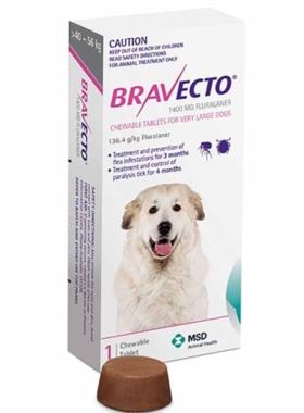 Бравекто (MSD Animal Health)