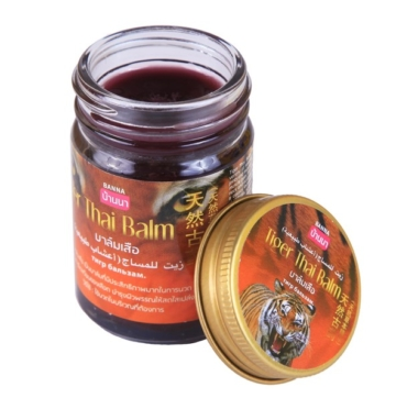 Banna Tiger Thai Balm