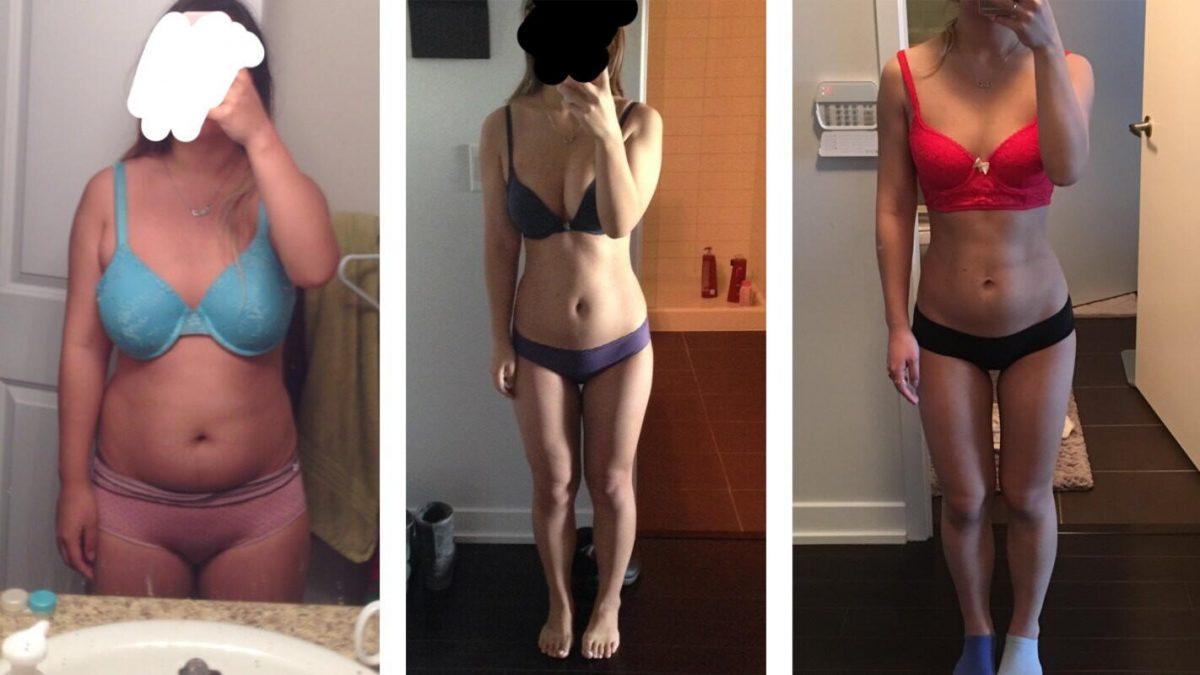 Сильное похудение при гормональном сбое